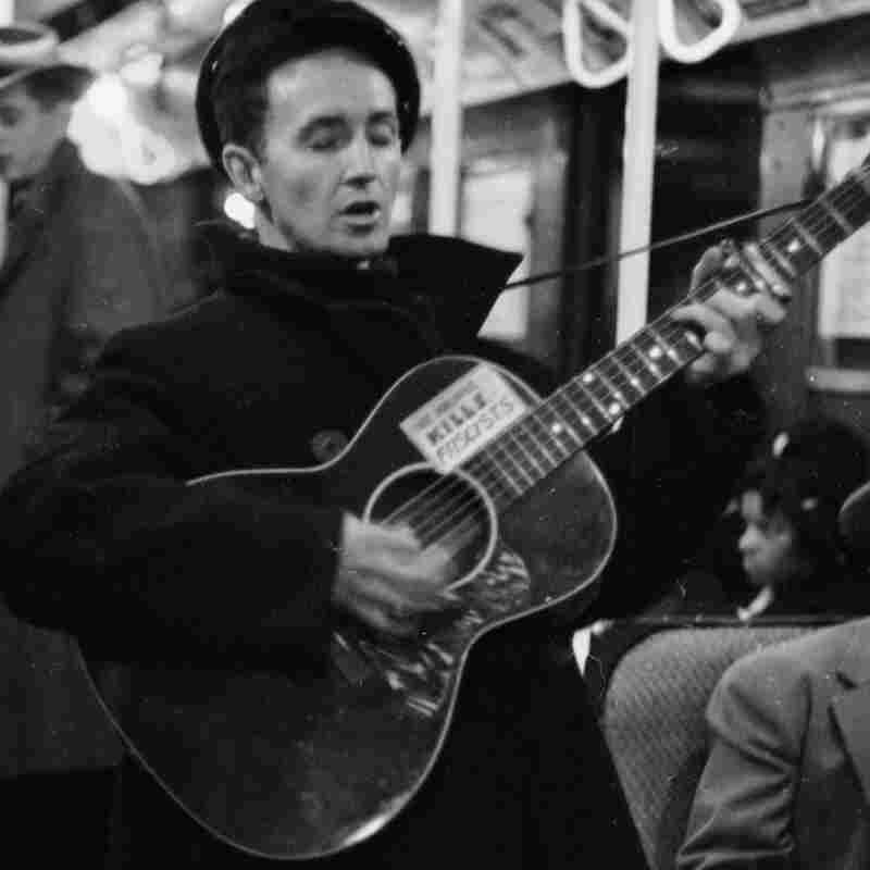 Woody Guthrie's Indelible Mark On American Culture