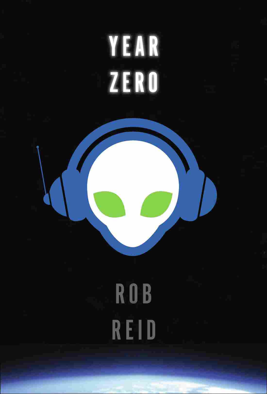 Rob Reid's smart and wacky book, Year Zero.