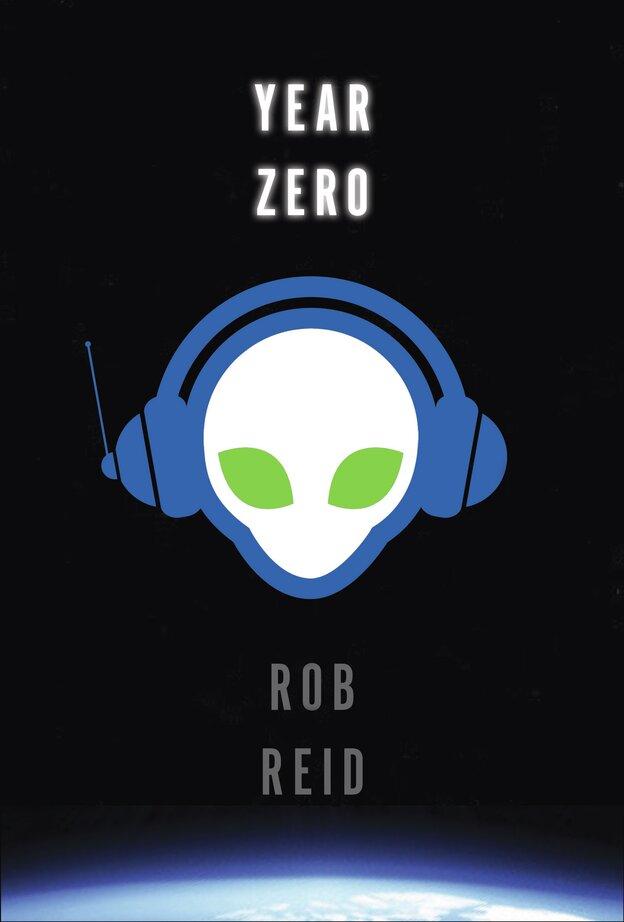 Rob Reid's smart and wacky book, Year Zero.