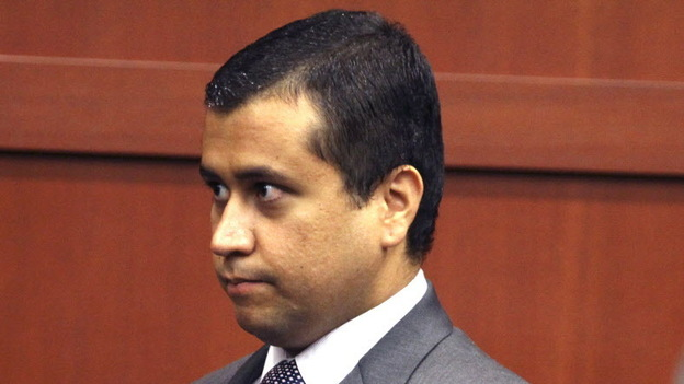 George Zimmerman during a court hearing on June 29. (AP)