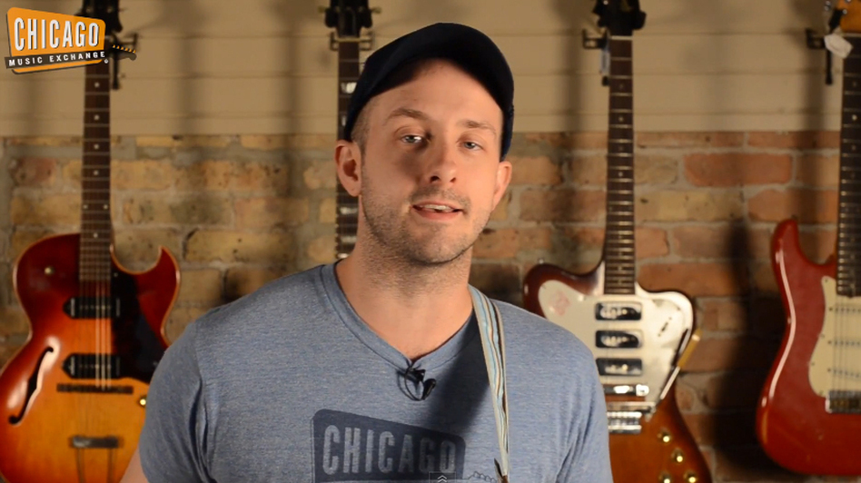 Alex Chadwick, an employee of the Chicago Music Exchange, recorded a 12-minute video that chronicles the history of rock in one take and 100 songs. (YouTube)