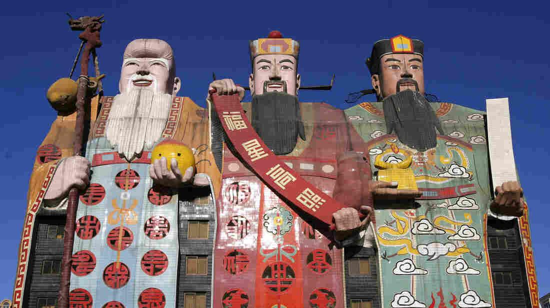 The Tianzi Hotel in Beijing, China
