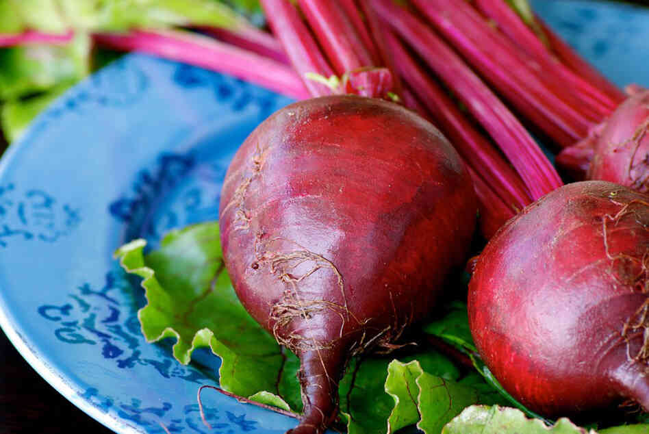Big, beautiful beets