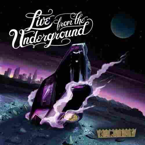 Live from the Underground cover.