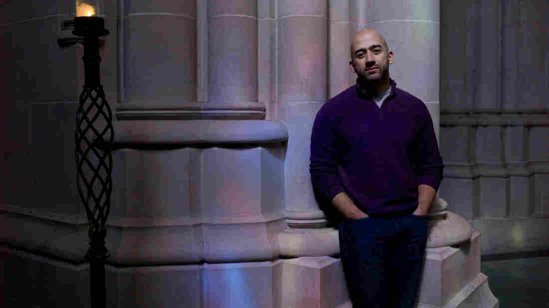 Syrian activist Karam Nachar is pursuing a doctorate in Middle Eastern history at Princeton. His family is working on several fronts against the Syrian regime. His father, who has been jailed previously, helped form the Syrian National Council, an organization of dissidents.