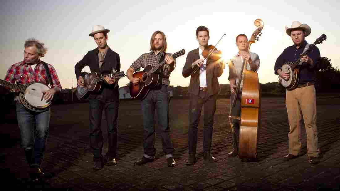Old Crow Medicine Show's new album, Carry Me Back, comes out July 17.
