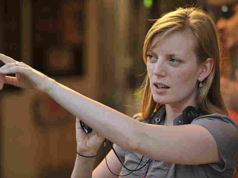 Sarah Polley on the set of Take This Waltz. Before turning to writing and directing with 2006's Away from Her, Polley was known as an actress in films such as Go, The Sweet Hereafter and Dawn of the Dead.