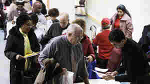 Options Slim, Older Job Seekers Try Starting Fresh