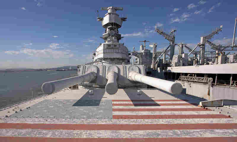 USS Iowa opens Saturday to the public as a museum. The battleship was commissioned in 1943 for World War II.