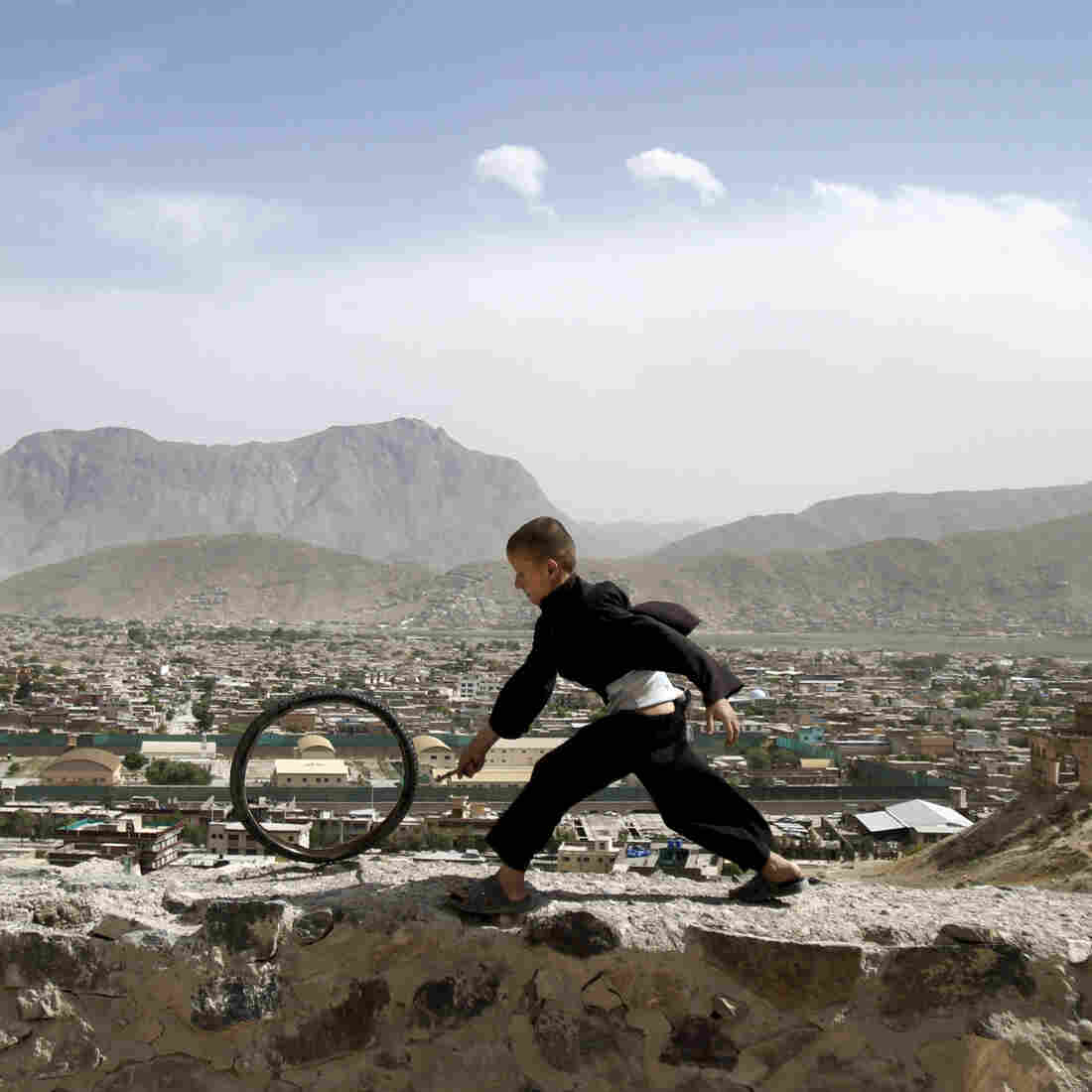 Kabul, A City Stretched Beyond Its Limits