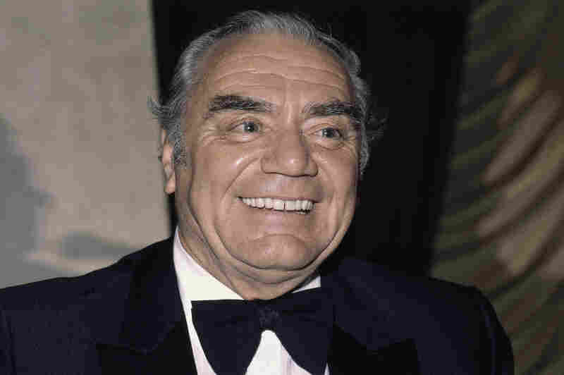 Oscar-winning actor Ernest Borgnine died Sunday. He was 95.