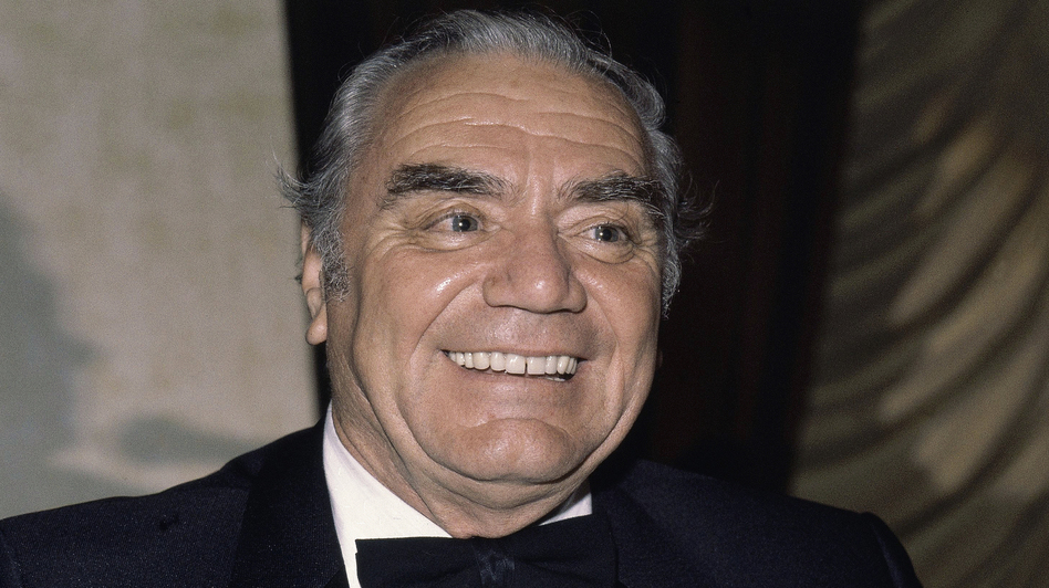 Oscar-winning actor Ernest Borgnine died Sunday. He was 95. (AP)