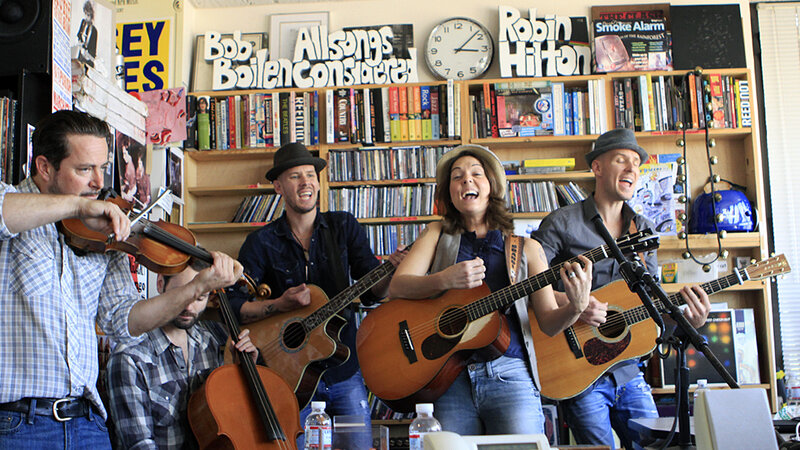 The 5 Best 'Before They Were Stars' Tiny Desk Concerts