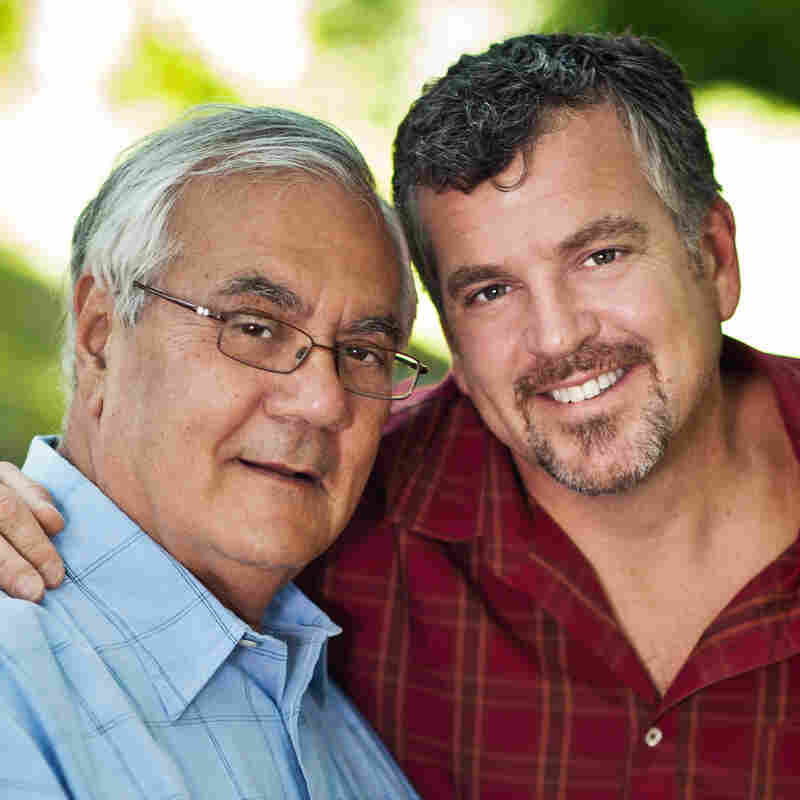 Barney Frank Gets Married; The Bridegrooms Wore Black