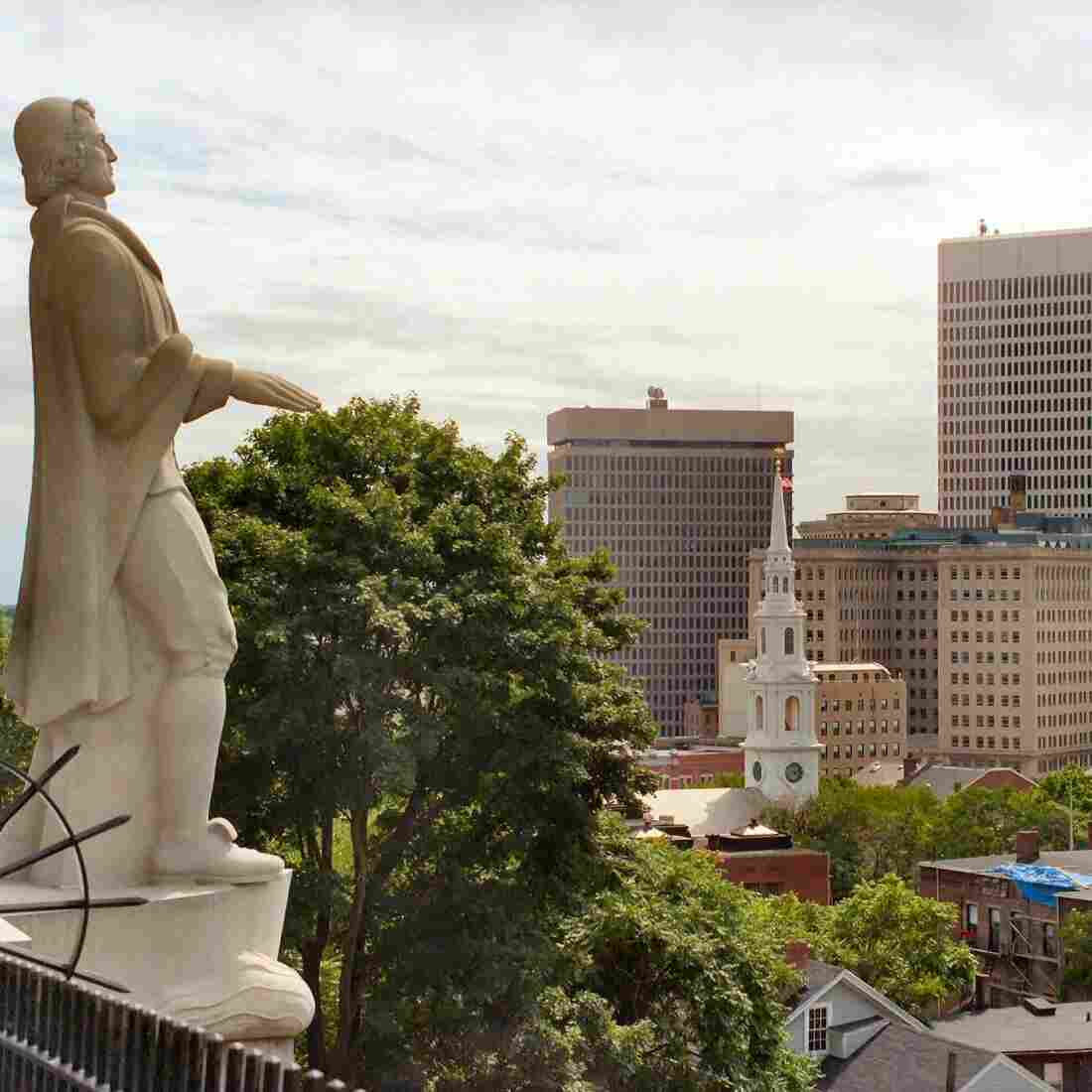 Big Crime, Little State: Murder, Mystery In Providence, R.I.
