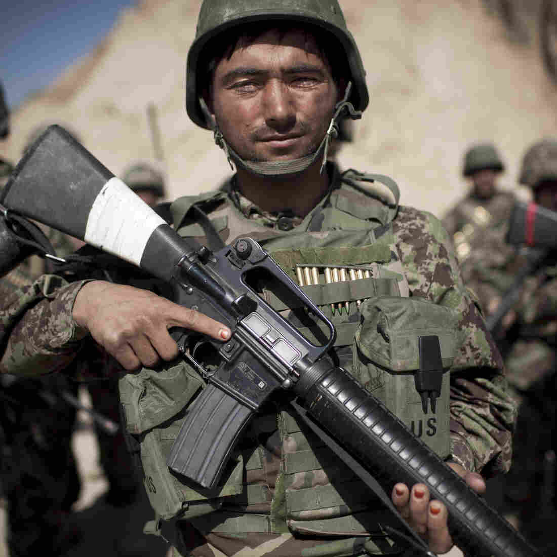After Troops Leave, What Happens To Afghanistan?