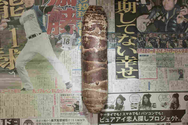 Japan: 394 yen, or $4.91 U.S., of yam.