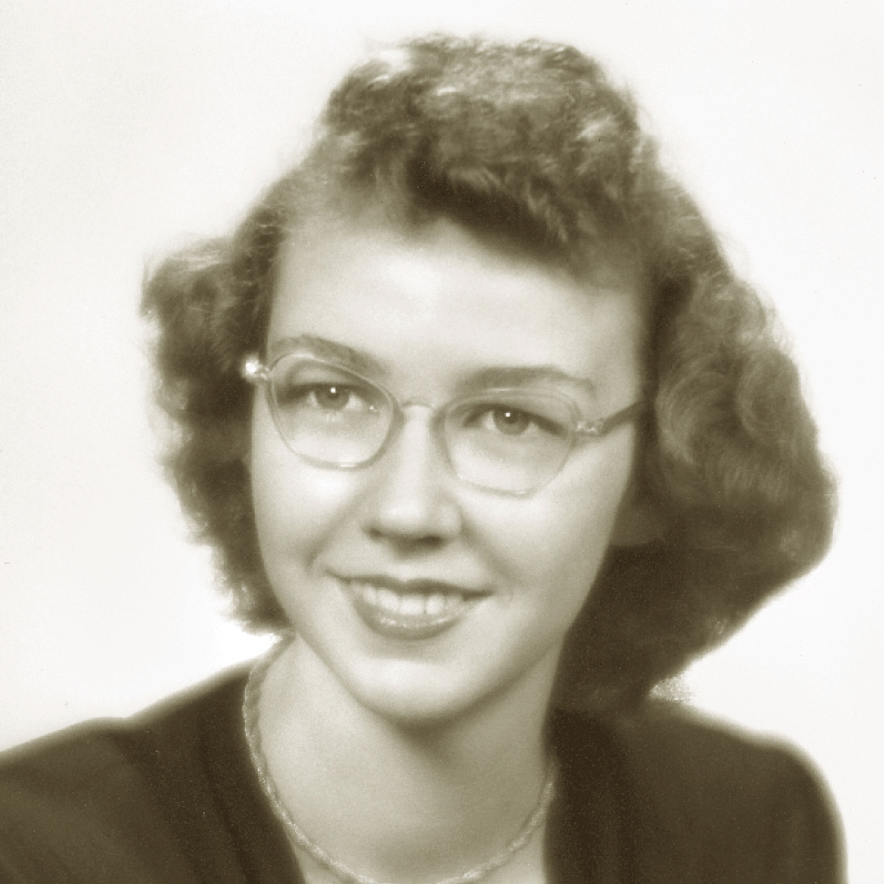 Flannery O'Connor authored Wise Blood, The Violent Bear It Away and several short stories. She died in 1964.
