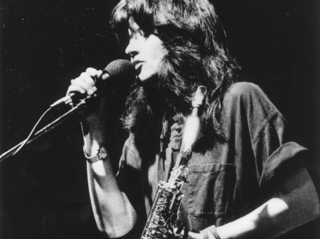 Joy Harjo has won a Native American Music Award for Best Female Artist of the Year for her album Winding Through the Milky Way. ( )