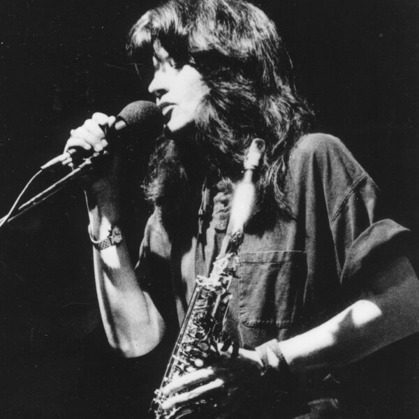 Joy Harjo's 'Crazy Brave' Path To Finding Her Voice