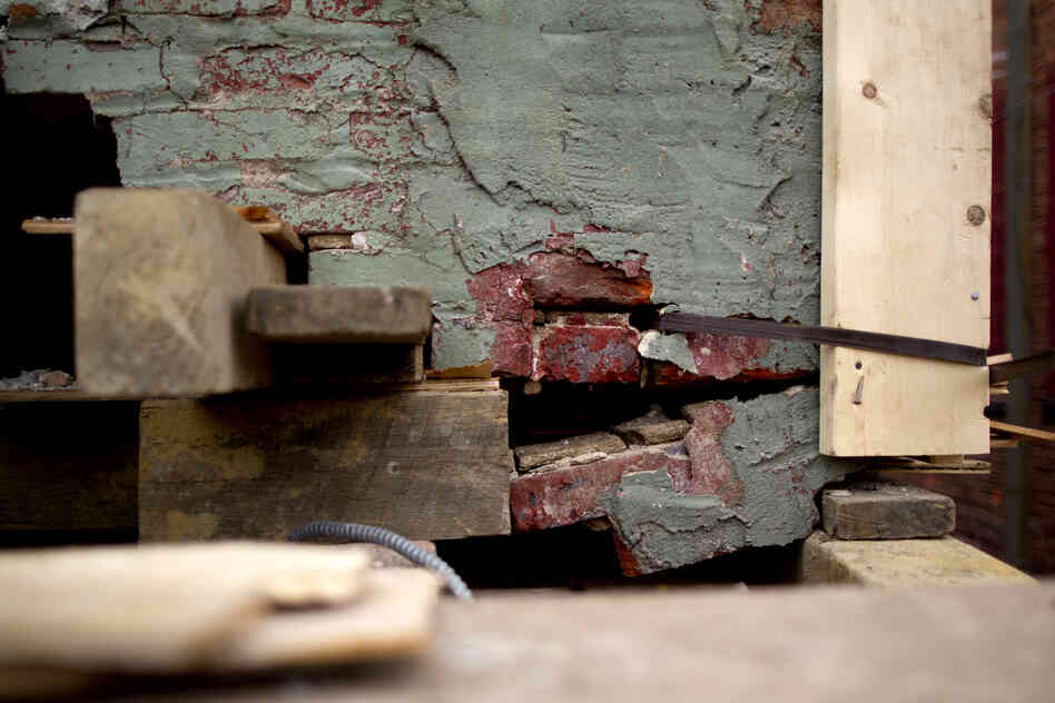 The brick buildings, dating to the 19th and early 20th century, will be preserved.