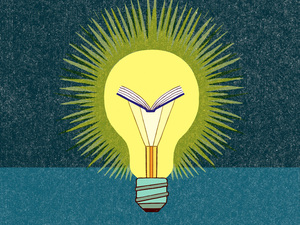 Illustration: Lightbulb