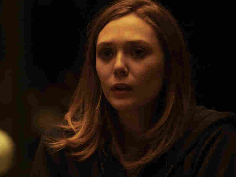 Elizabeth Olsen plays Sally Owen, a student who quickly becomes part of Buckley's team, as well as his protege and lover.