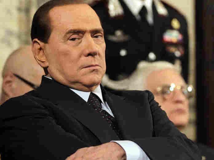 Economist Luigi Zingales says that the U.S. may be following the path set by Silvio Berlusconi