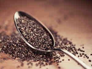 """The chia plant is """"a petite nutrient-packed powerhouse"""" writes Wayne Coates. There is evidence that the Aztecs used the seeds as early as 3,500 B.C."""