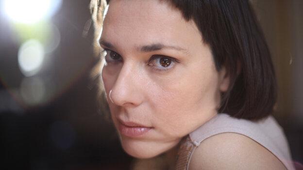 Laetitia Sadier's new album, Silencio, comes out July 24.