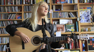 Laura Marling performs a Tiny Desk Concert at the NPR Music offices.