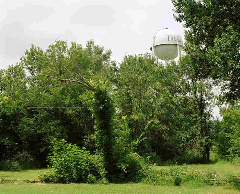 Water Tower, Treece, 2010