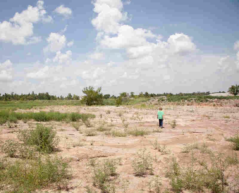 Reclaimed Land, Treece, 2010