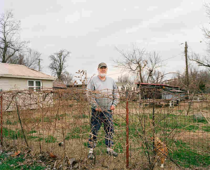 Larry, Treece, 2011