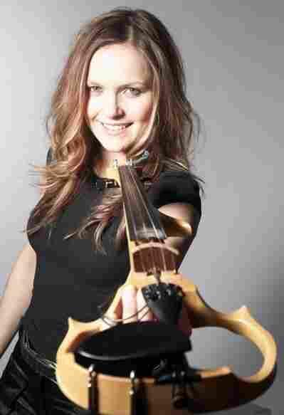 Fiddler Laura McGhee