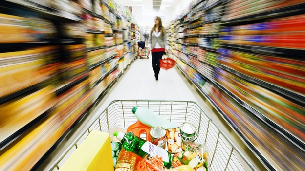 The millennial generation doesn't shop at the grocery store the way their parents and grandparents do. (iStockphoto.com)
