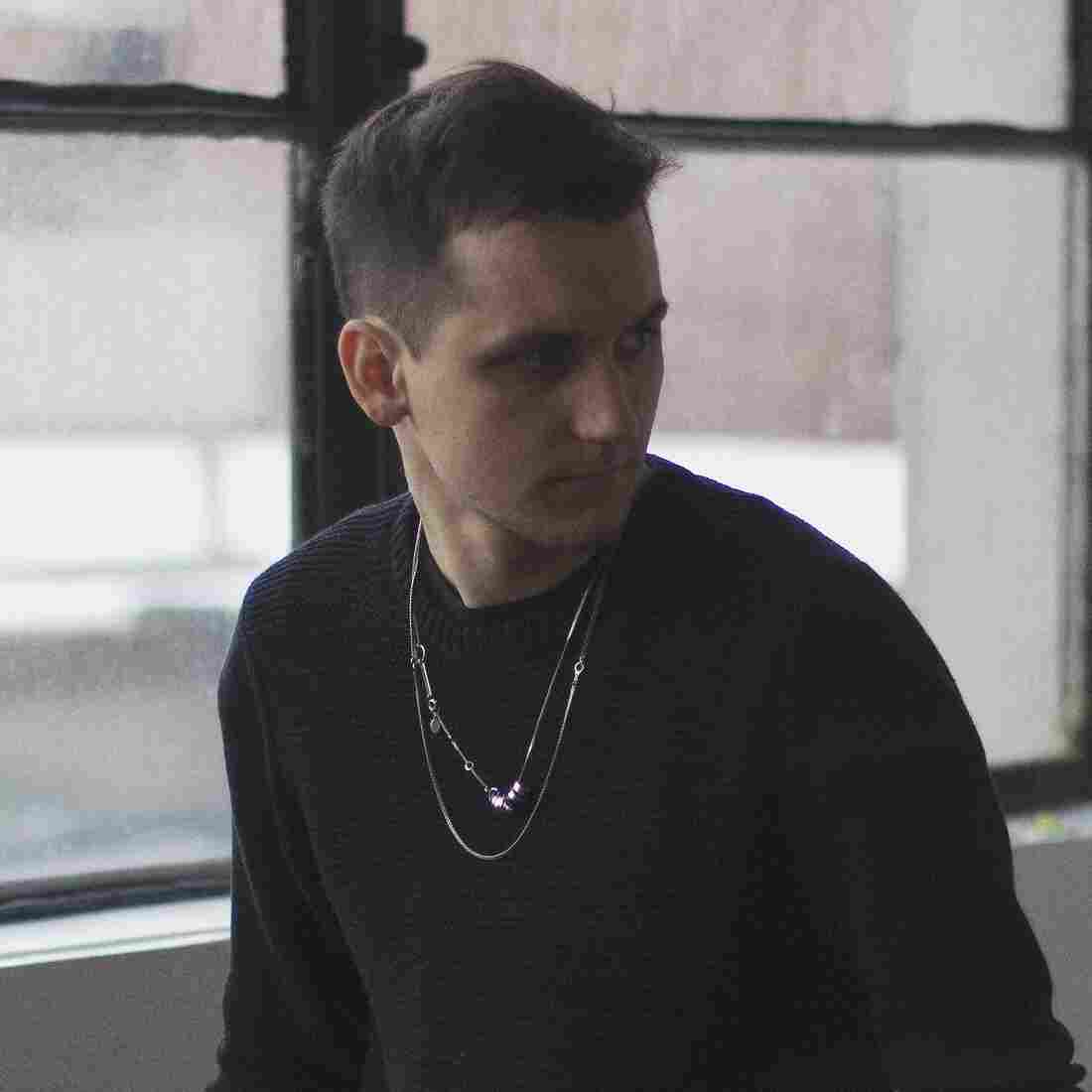 Montreal-based producer Jacques Greene.