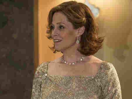 In Political Animals, Sigourney Weaver plays Elaine Barrish, a secretary of state and former first lady whom Weaver says is based on many former residents of the White House — not just on Hillary Clinton.