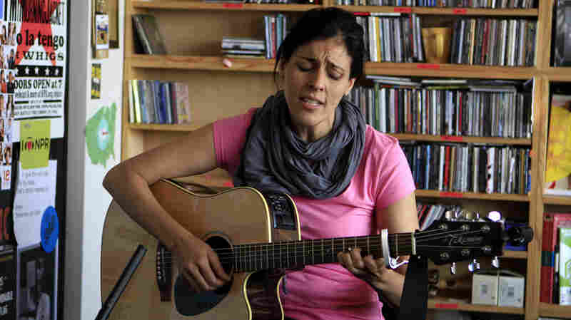 Souad Massi: Tiny Desk Concert