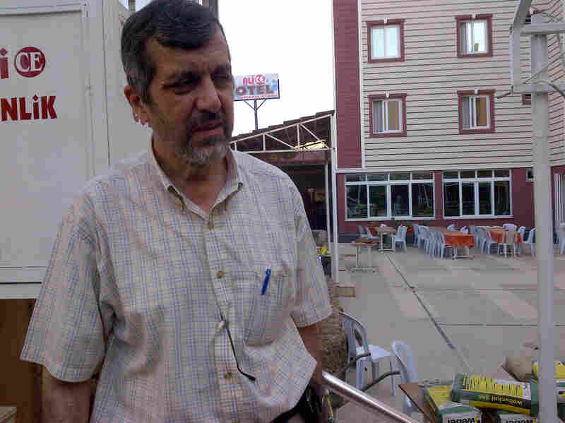 Abdul Rahim is a Syrian-American doctor from Florida who was among the first to arrive in Syria to help the wounded.