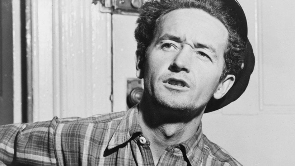 July 14, 2012, is the 100th anniversary of Woody Guthrie's birth. (Courtesy of the Woody Guthrie Archives)
