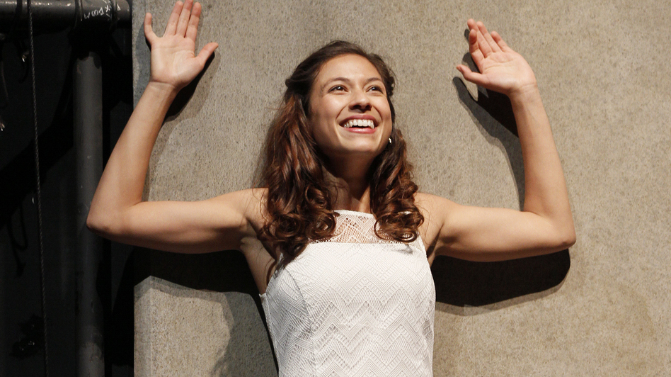 Fawn Ledesma stars as Juliet in the Intiman's production of Romeo and Juliet, one of four plays being put on for the festival. (Intiman Theater)
