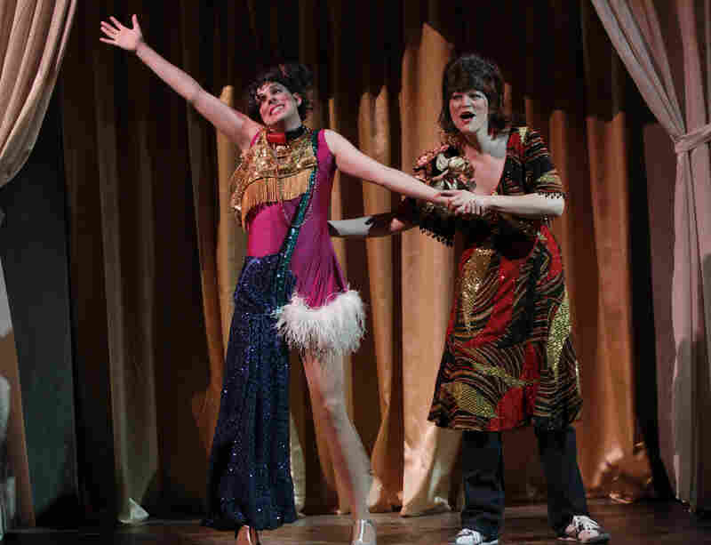 Miracle!, a drag version of the Helen Keller drama The Miracle Worker created and directed by Dan Savage, is a highlight of the Intiman Theater's comeback summer festival in Seattle.