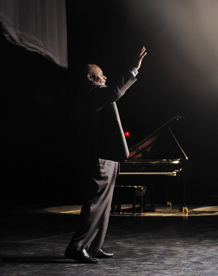 What are the four ways that jazz listeners pay attention to a jazz performance?