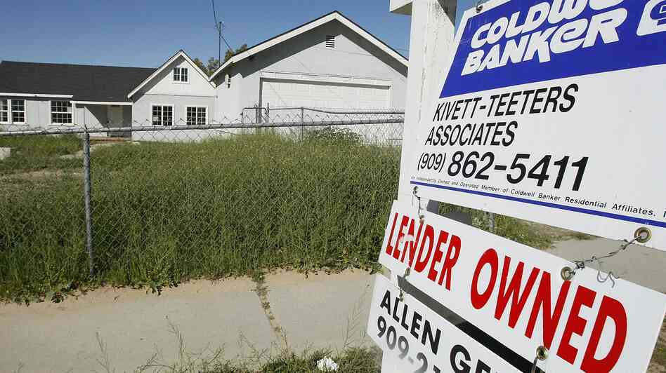 Half of San Bernardino County's 300,000 mortgages are underwater. In an attempt to ease the mortgage crisis, the Southern California county is considering taking control of some of those properties by eminent domain.