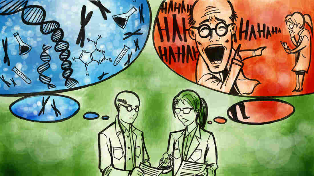 Even Scientists Have Gender Stereotypes … Which Can Hamper the Career of Women Researchers