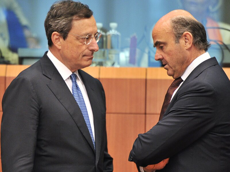 The European Central Bank S Guide To Influence Planet Money Npr