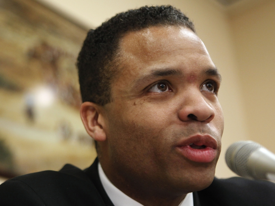 The office of U.S. Rep. Jesse Jackson Jr. initially said he had gone into seclusion for exhaustion. Later, that was revised to a mood disorder.