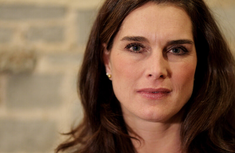 Actress Brooke Shields Plays Not My Job Npr