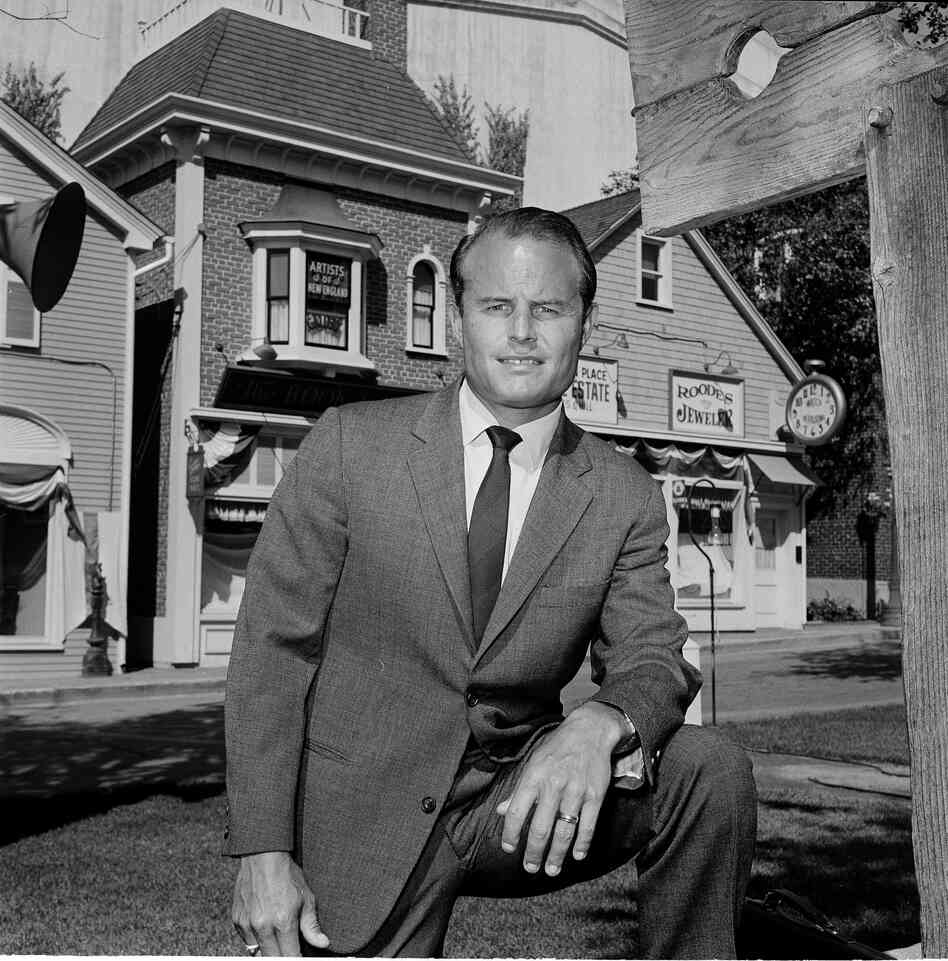 Richard Zanuck at 29 in 1964.